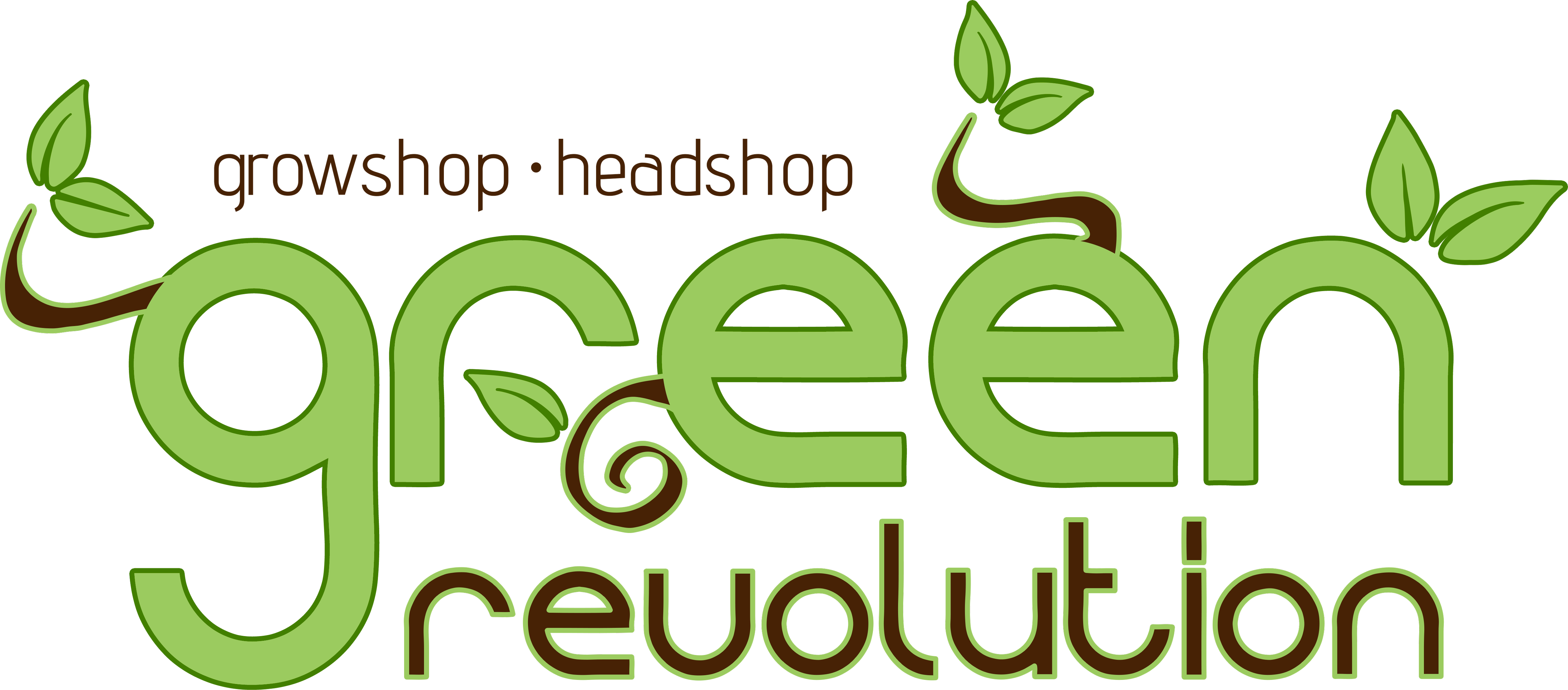 Green Revolution growshop/headshop